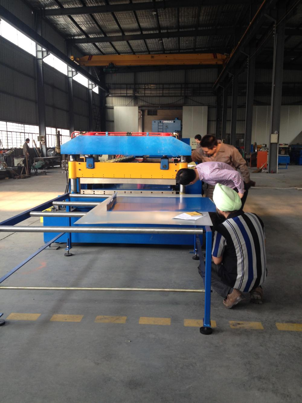 Steel Door Panel Machine 3