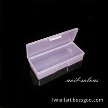 Nail Tools Nail Tool Container Nail File Box Container (T-2059)