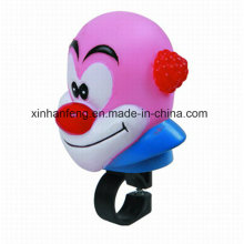 Bicycle PVC Cartoon Monkey Horn (HEL-146)