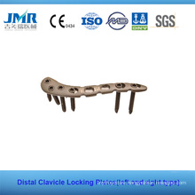 Ce China Fully Stocked Distal Clavicle Locking Plates LCP Plates