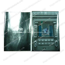 MP4 Player Brochure, Video Advertising, Video Advertising Card