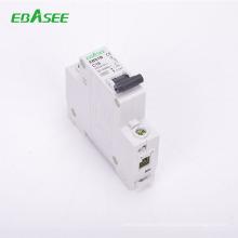 Manufacture transfer switch 3kA/4.5kA/10kA Curve B C high quality mcb 1p