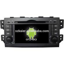 Usine directement! Android 4.2 écran tactile voiture dvd GPS pour Borrengo / Mohave + dual core + OEM + Glanoss