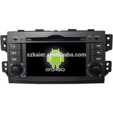 Factory directly ! Android 4.2 touch screen car dvd GPS for Borrengo/Mohave +dual core +OEM+Glanoss