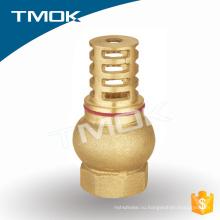 Водяной насос латунный корпус Ду 15 обратный клапан с резьбой материал Hpb57-3 в OUJIA клапан завод