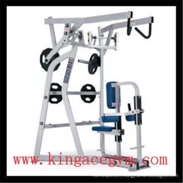Équipement de conditionnement physique ISO-Lateral High Row
