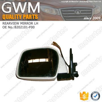 great wall auto parts great wall spare parts REAR VIEW MIRROR8202101-F00