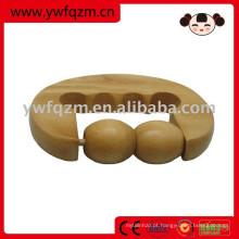 massageador de pé, martelo de massagem de madeira, massageador de madeira