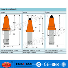 U92 china Coal Cutter Bit Of Mining Machine Conical Picks