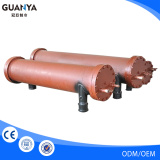 Thickness of tube body 4 mm Rohs multi effect evaporator