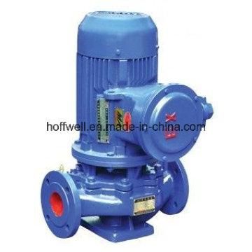 Bomba de agua centrífuga de succión individual ISG