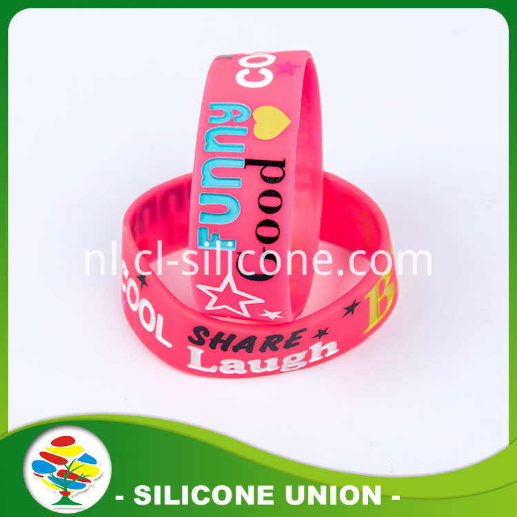 Hot Selling Custom Silicone Bracelet