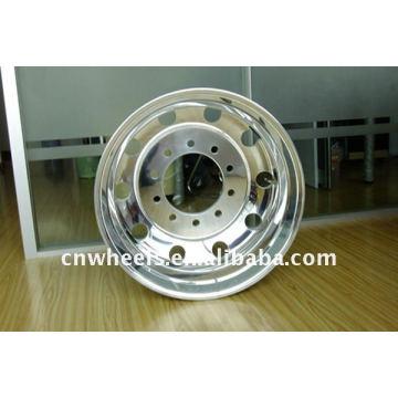 Geschmiedetes Aluminium-LKW-Rad 22.5 * 8.25