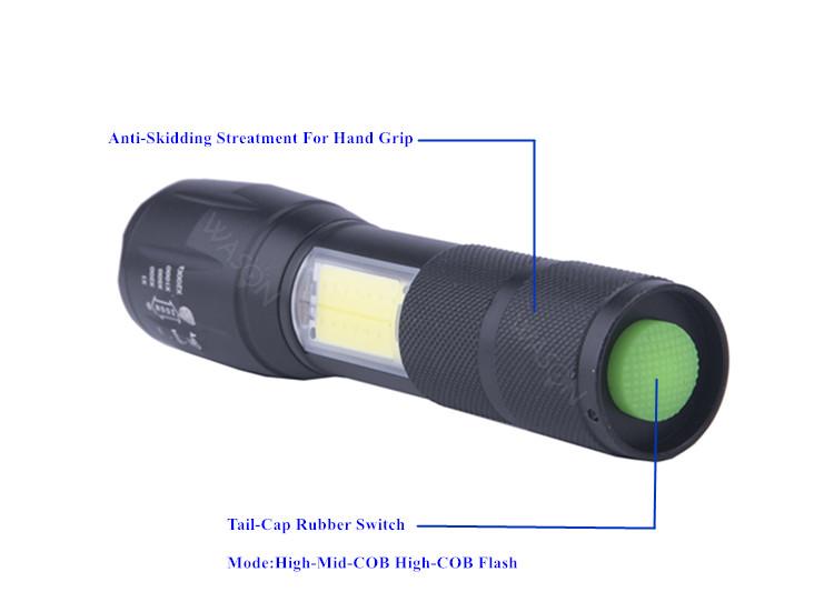 A100 Led Flashlight