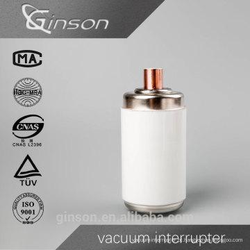 Interruptores cerâmicos ao ar livre / internos do tubo do interruptor de 12 kv vacum GF-12 / 1250-25