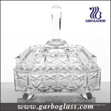 Стеклянная сахарная банка Arabia (GB1802R)