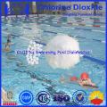 Tablette à haute teneur en dioxyde de chlore pour la stérilisation de piscine