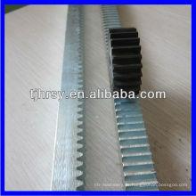 M2.5 Zahnstange 25 * 25 * 1000mm und Ritzel für Vietnam Kunden