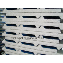 Wall Roof Foam Material EPS Sandwich Panel Easy Insulated