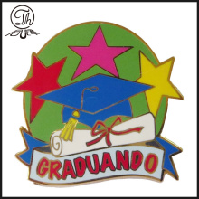 Promotional custom pin badge