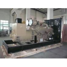 Groupe électrogène diesel Hotsell Cummins (750kVA)