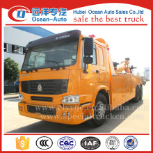 SINOTRUK HOWO 6x4 wrecker tow truck for sale