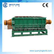 Big Volume 2800L Linear Type Vibration Machine for Various Stone