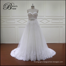 A-Line Bridal Dresses Name Brand Style