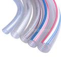 Tuyau de ressort renforcé en fil d'acier spiralé flexible de 3-1 / 2 pouces