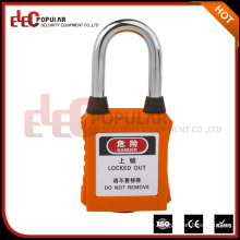 Elecpopular New Products High Quality RectangleDustproof Nylon Padlocks