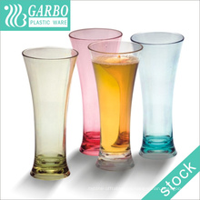 Colorful Unbreakable Plastic Beer Cup for Beer