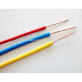 1.5mm2 2.5mm2 4mm2 6mm2 10mm2 copper core PVC sheathed Copper Wire