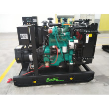 Cummins Series Open Type Generator Sets