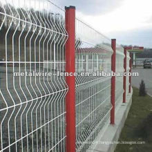 Portable garden fence
