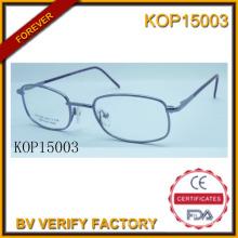 Simple y frívolos vidrios ópticos para niños (KOP15003)