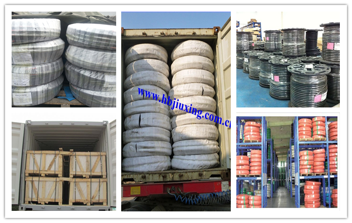 Hydraulic Rubber Hose Packing