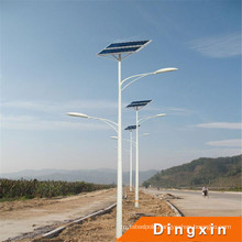 government Supplier 60W Solar Street Light Lithium Battery