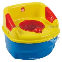 Kunststoff-Toilettensitzform