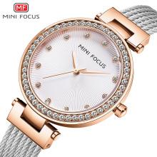 MINI FOCUS Relógios Femininos Moda Relógios de Quartzo