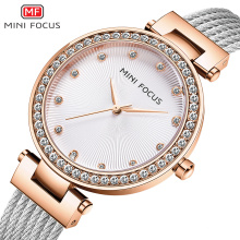 MINI FOCUS Женские часы Модные кварцевые часы