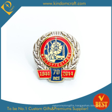 Anniversary Pin Badge for Souvenir Collection From China