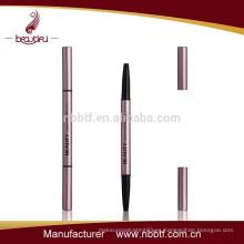 AS88-10,2015 Nueva caja de lápiz cosmética del cepillo del diseño