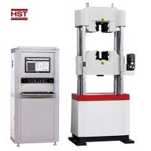 Steel rebar universal testing machine