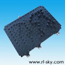 Célula de 569-2155MHz LTE / CELL + PCS / AWS 5Way GSM Combiner