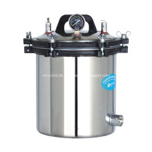Portable Druck Dampfsterilisator medizinische Autoklav