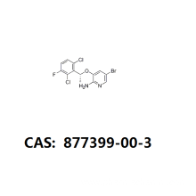 Good Quality for China Anticancer Active Ingredient,Xalkori Anticancer Pharm Intermediate,Lapatinib Raw Materical Supplier Crizotinib intermediate cas 877399-00-3 export to Algeria Suppliers