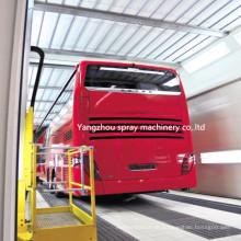 Cabine de pulverização do equipamento da pintura do ônibus
