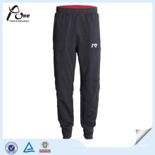 Wholesale Cotton Running Wear Design Track Pants for Men
