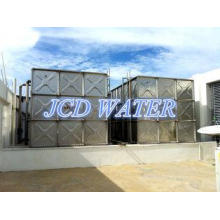 Automatic Sectional Water Tanks For Waste Water Treatment ,