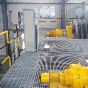Aluminium Floor Grating Metal Grate Flooring